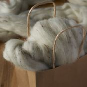 Wool Nepp Slivers