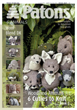 Patons Woodland Animals Book 2